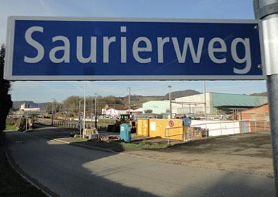 Saurierweg-Bhf